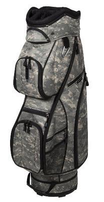 Pinemeadow Golf Digital Camouflage Cart Bag