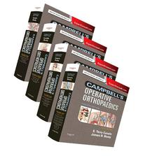 Campbell's Operative Orthopaedics: 4-Volume Set