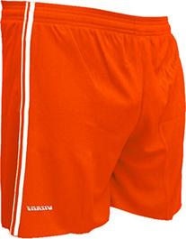 Vizari Campo Soccer Shorts, Orange, Youth Senior