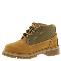 Timberland TB09496R231 Youth's Campsite Boot Wheat Nubuck 4