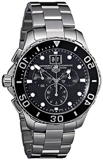 TAG Heuer Men's CAN1010BA0821 Aquaracer Stainless Steel