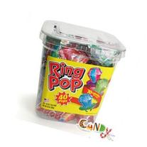 Candy Ring Pops: 40 Count