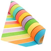 KitMax  Pack of 6 Pcs Candy Color DIY Stationery Making