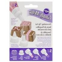 Candy Melt Decorating Tip Set