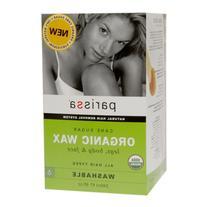 Parissa Cane Sugar Organic Wax for Legs, Body & Face - 8 fl