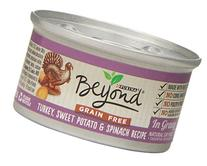Purina Beyond Natural Canned Cat Food, Grain Free, Turkey,