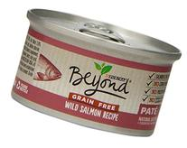 Purina Beyond Natural Canned Cat Food, Grain Free, Wild