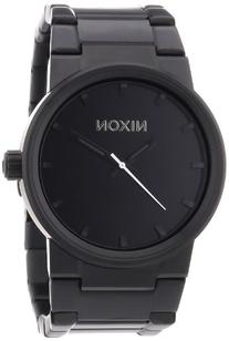 Nixon Cannon Watch - Men's All Black
