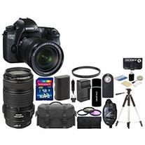 Canon EOS 6D 20.2MP CMOS Digital SLR Camera with 3.0 Inch