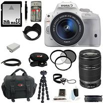 Canon EOS Rebel SL1 with EF-S 18-55mm IS STM Lens  and Canon