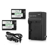Powerextra Battery  and Charger for Canon LP-E6, LP-E6N