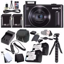Canon PowerShot SX610 HS Digital Camera   0111C001 + NB-6L