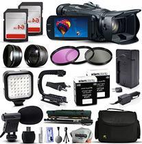 Canon VIXIA HF G30 HFG30 HD Camcorder Video Camera + 128GB
