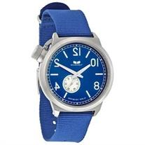 Vestal Canteen Zulu Navy Silver Navy Watches