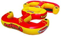 SPORTSSTUFF 54-2025 Cantina Lounge Inflatable Pool and Beach