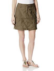 White Sierra Women's Canyon Cargo Skirt, Bark, 12