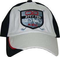 Intech Cap America Golf Hat