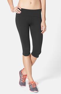 Women's Oiselle 'Jogging Knickers' Capris, Size 12 - Black