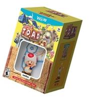 Captain Toad: Treasure Tracker With Toad Amiibo Bundle