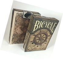 Captains Deck Themed Bicycle Playing Cards