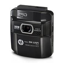 HP f210 Car Cam BlackCar Video Camera with 2.4-Inch LCD