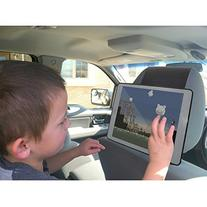 TFY Car Headrest Mount Holder for iPad Air , Fast-Attach