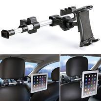 iKross Car Tablet Mount Holder Universal Backseat Headrest