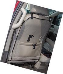 "Car Seat Protector Kick Mats, 2 PACK - 18"" x 24"" - Protects"