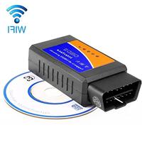 Car WIFI OBD 2 OBD2 OBDII Scan Tool  Scanner Adapter Check