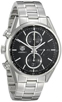 TAG Heuer Men's CAR2110.BA0724 Carrera Analog Display Swiss