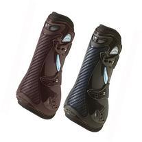 Veredus Carbon Gel Vento Open Front Boots Black, Large