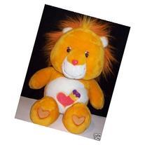 """Care Bear Cousins Brave Heart Lion Deluxe 12"""" Plush"""