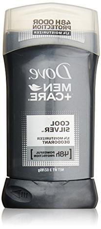 Dove Men+Care Men+Care Deodorant Stick, Cool Silver 3 oz