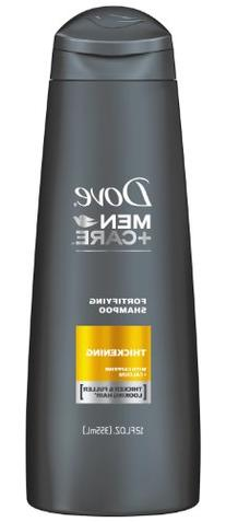 Dove Men+Care 2 in 1 Shampoo and Conditioner, Thick and