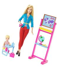 Barbie Careers Teacher Doll and Playset