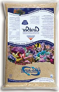 CaribSea Arag-Alive 20-Pound Special Grade Reef Sand,