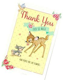 Carlton Disney's 'Thank You Ever So Much' - Bambi and