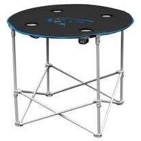 NFL Carolina Panters  - Round Table by Logo Brands