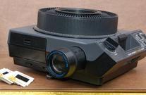Kodak Carousel Medalist II 35mm Slide Projector w/View