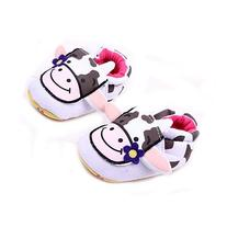 Elee Baby Infant Cartoon Cute Animal Pattern Slippers Soft