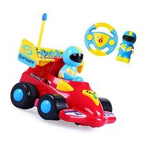 Cartoon R/C Formula Race Car Radio Control Toy by Liberty
