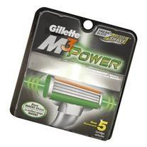 Gillette Cartridges, 5 cartridges