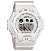 Men's Casio G-Shock Heathered White Watch