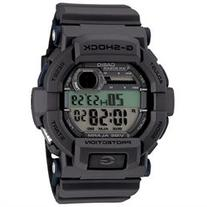 Casio G-Shock Vibrating Alarm Digital Watch GD350-8