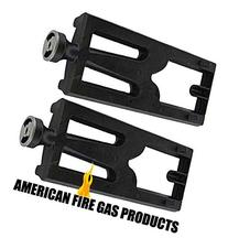 2 Pack Cast Iron Burner Replacement for Lynx and DCS 27, 27