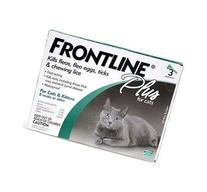 Frontline CAT-3PK-PS Flea Control Plus for All Cats And