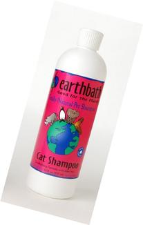 Earthbath All Natural Cat Shampoo and Conditioner in 1, 16-