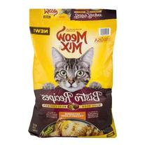 Meow Mix Cat Food Bistro Recipes Rotisserie Chicken Flavor,