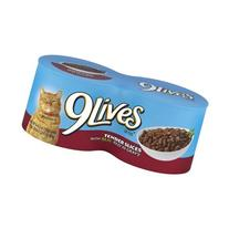9lives Cat Food For Adult Cats & Kittens 22 OZ