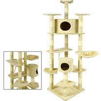 BestPet Cat Tree Condo Furniture Scratching Post Pet Cat
